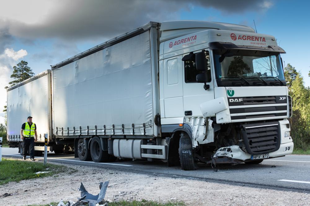 truckschade